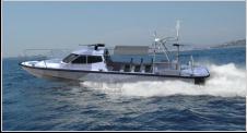 12m Air Transportable Patrol Boat