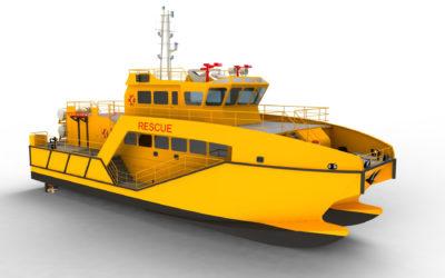 25.5m Rescue Boat