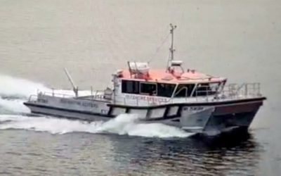 15.9m Offshore Supply Boat