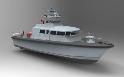 20.4m Patrol Boat