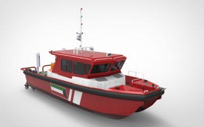 13m SAR  Catamaran