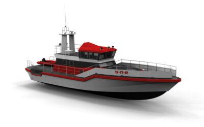 20.1m SAR vessel