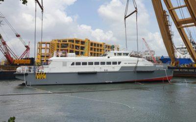 28m Crew Transfer Vessel